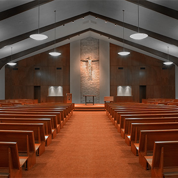project: St. Matthias Church, Redwood City, CA